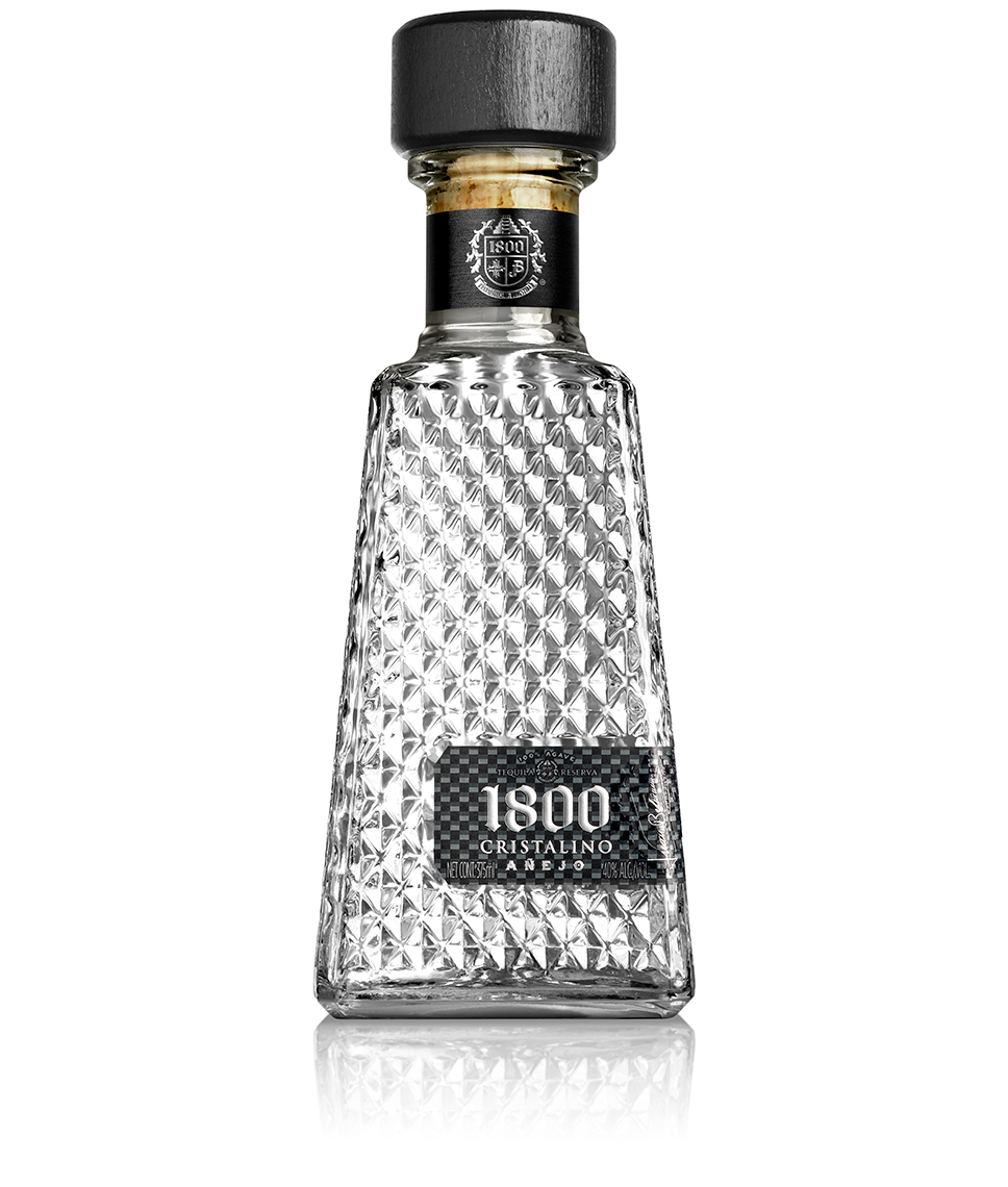 Red Productions Product & Still Life Photography 1800 Cristalino Anejo Tequila