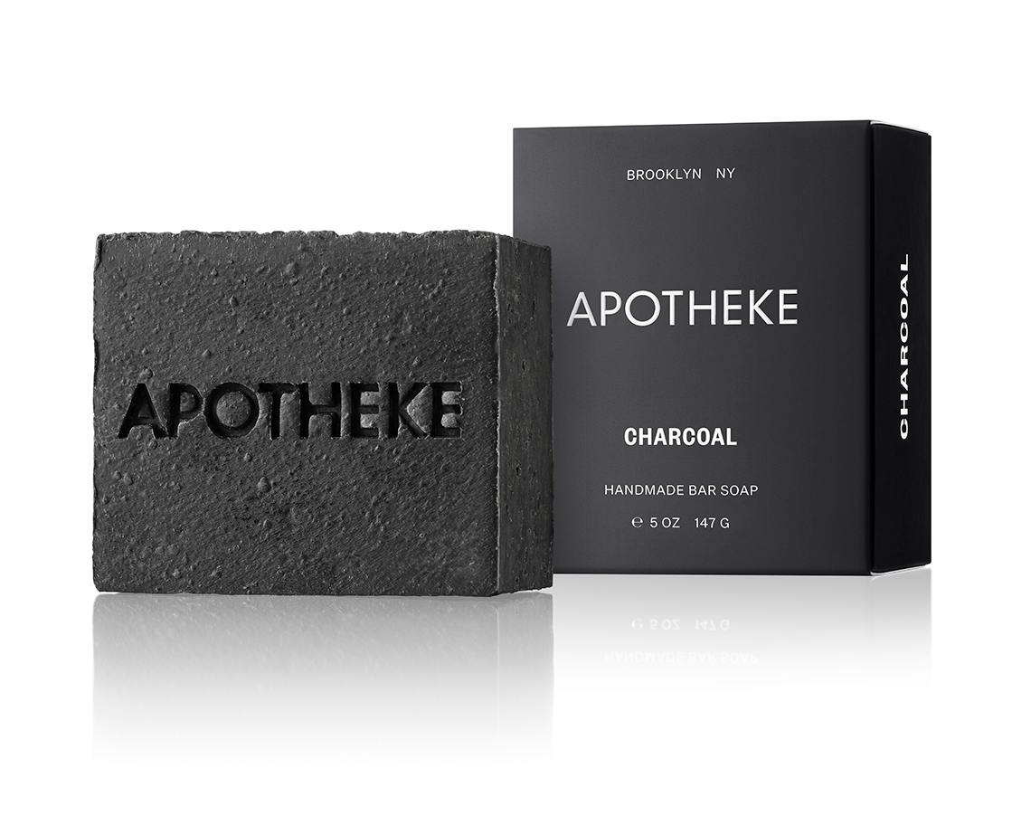 Red Productions Product & Still Life Photography Apotheke Charcoal Bar Soap