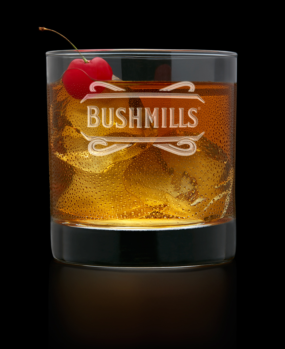 Red Productions Product & Still Life Photography Bushmills The Lasanta Short Serve Cocktail