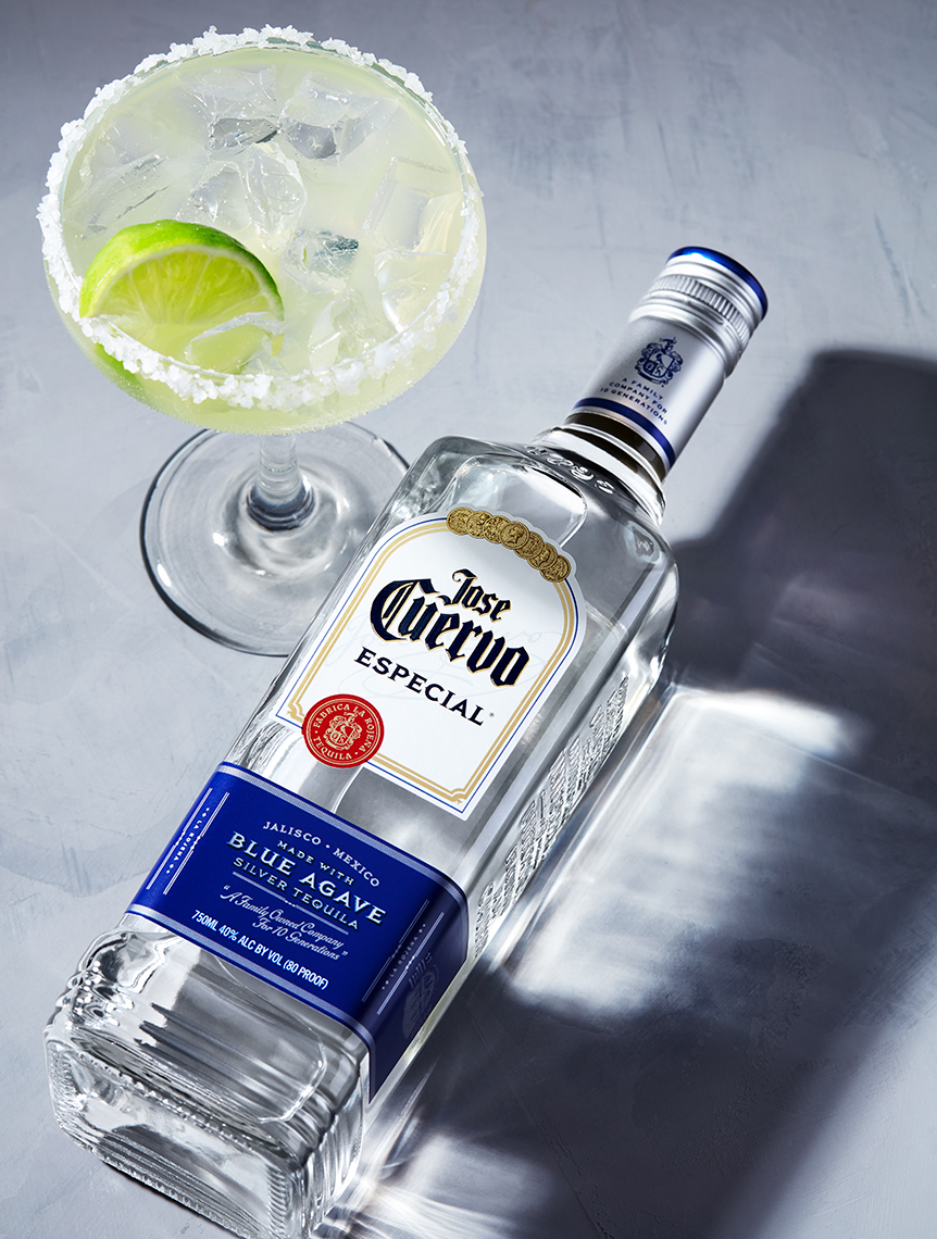 Red Productions Product & Still Life Photography Jose Cuervo Especial Blue Agave Silver Tequila
