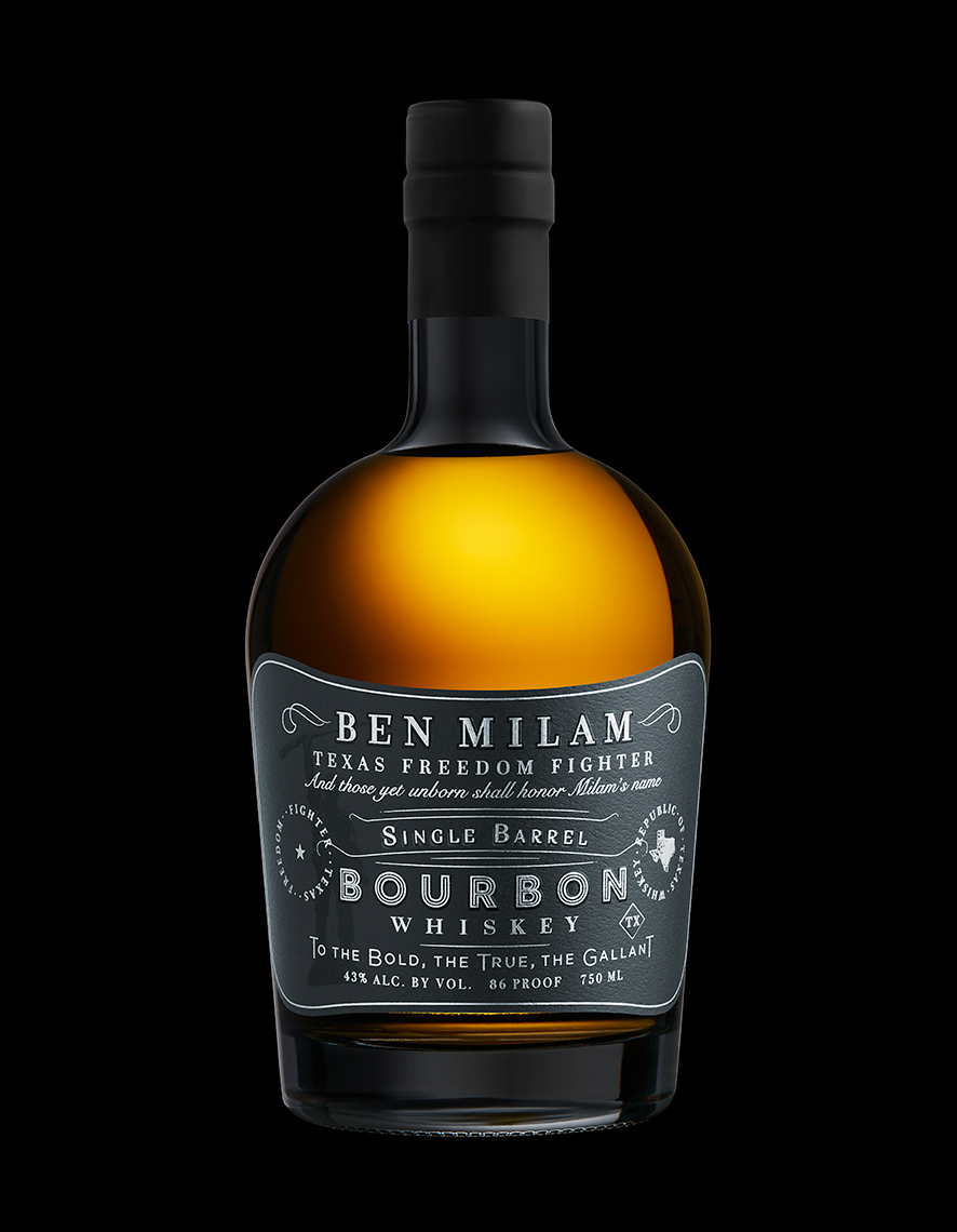 Red Productions Product & Still Life Photography Ben Milam Single Barrel Bourbon Whiskey