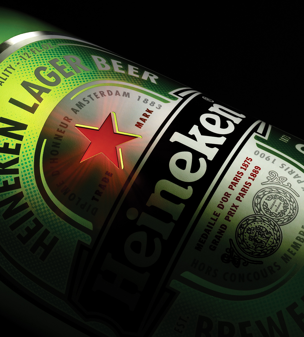 Red Productions Product & Still Life Photography Heineken Beer