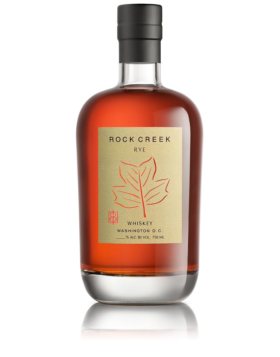 Red Productions Product & Still Life Photography One Eight Rock Creek Rye Whiskey