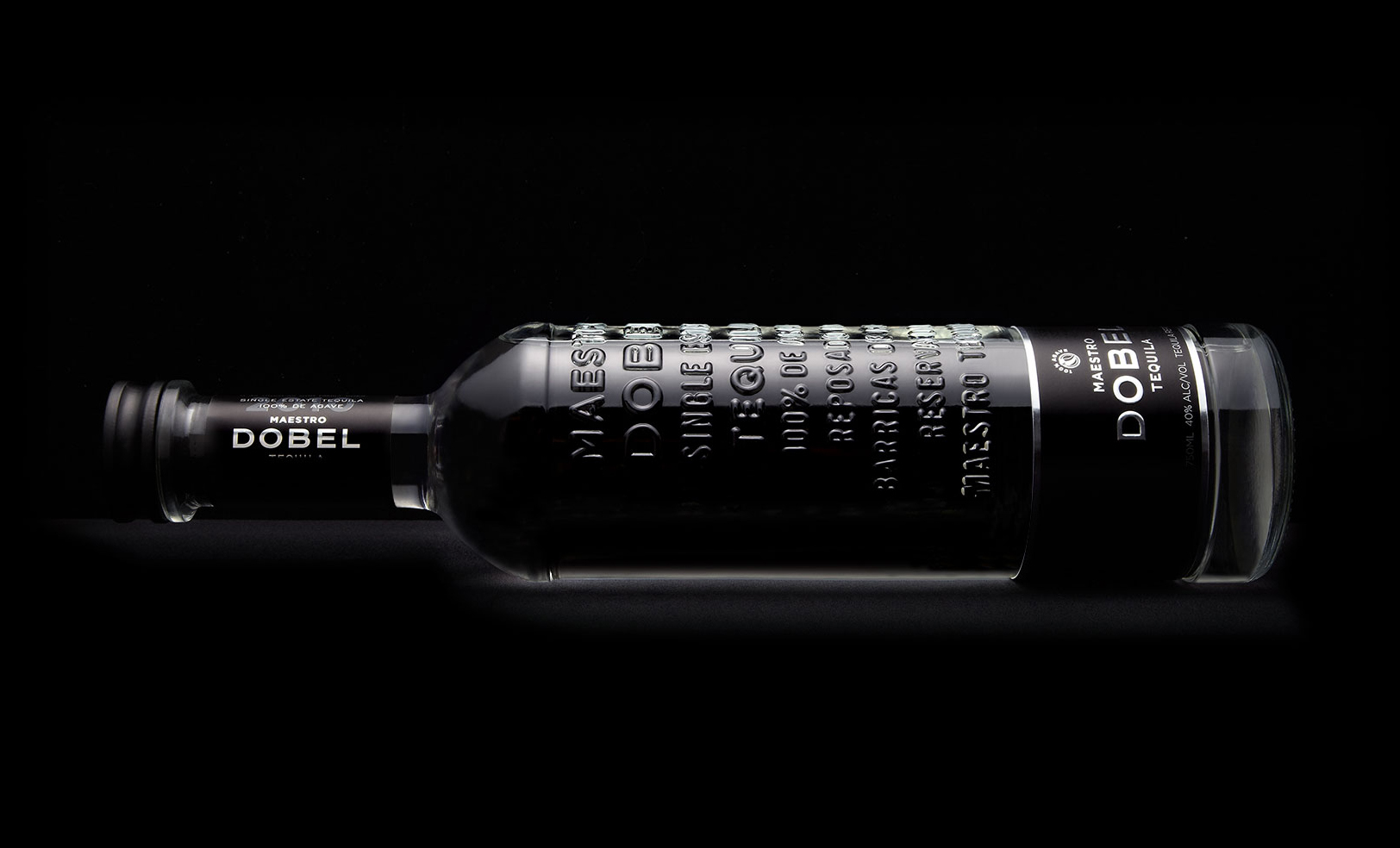 Red Productions Product & Still Life Photography Maestro Dobel Tequila Detail