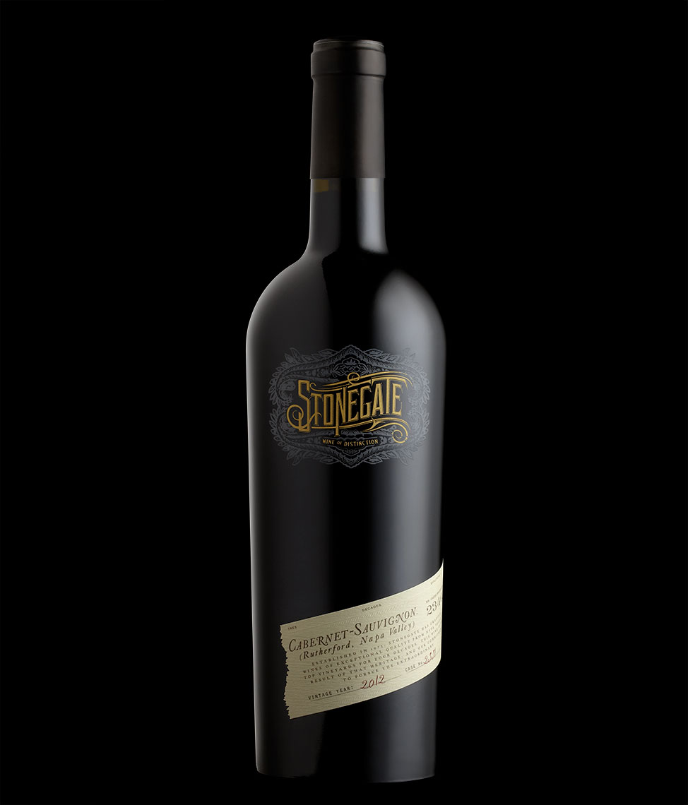 Red Productions Product & Still Life Photography Stranger & Stranger Stonegate Cabernet Sauvignon