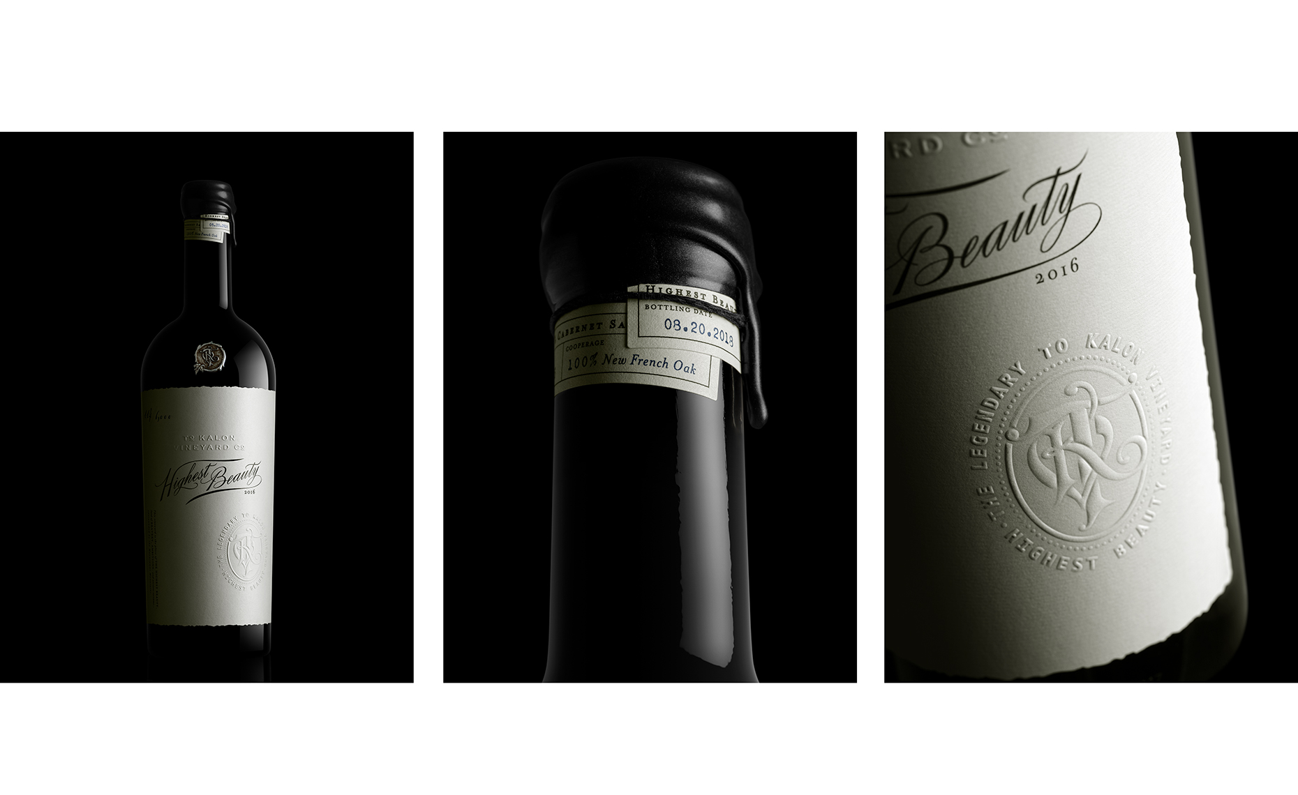 Red Productions Product & Still Life Photography To Kalon Cabernet Sauvignon