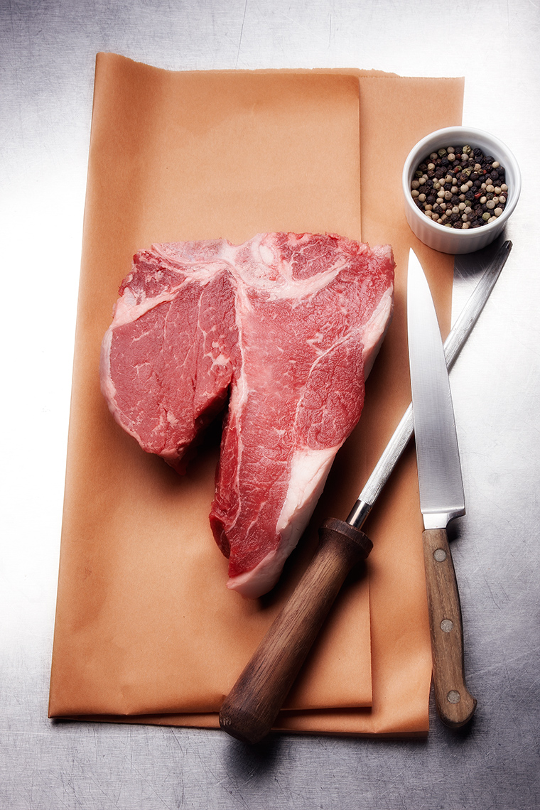 Red Productions Product & Still Life Photography Steak Meat